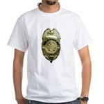 Fairfax County Police White T-Shirt