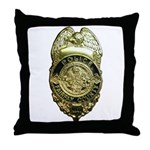 Fairfax County Police Throw Pillow