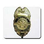 Fairfax County Police Mousepad
