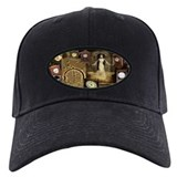 Funny Horologists Baseball Hat