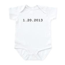 Cute Inauguration day 2013 Infant Bodysuit