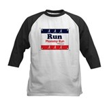 Race Bib Run Mommy Tee