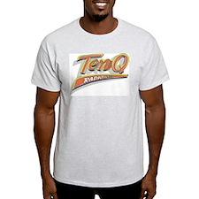 KTNQ Los Angeles 1976 -  Ash Grey T-Shirt