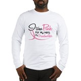 Pink For My Hero 3 GRANDMOTHER Long Sleeve T-Shirt