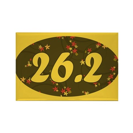 26.2 Pattern Rectangle Magnet (100 pack)