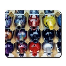 Bottles - Mousepad