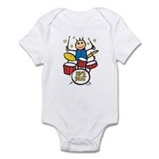 Trap Kit Boy Infant Bodysuit