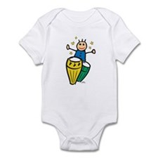 Conga Boy Infant Bodysuit