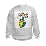 Conga Girl Sweatshirt