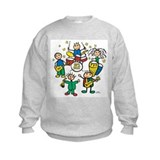5 Piece Band Sweatshirt