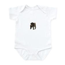 """Elephant"" Infant Bodysuit"