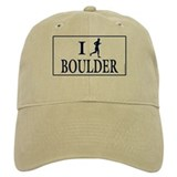 Men's I Run Boulder Hat