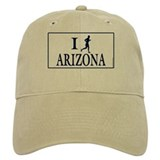 Men's I Run Arizona Hat