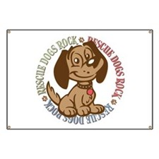 Rescue Dogs Rock 2 Banner