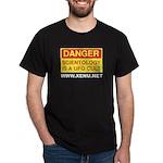DANGER - Black