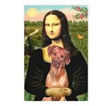 Mona / Rhodesian Ridgeback Postcards (Package of 8