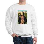 Mona / Rhodesian Ridgeback Sweatshirt