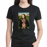 Mona / Rhodesian Ridgeback Women's Dark T-Shirt