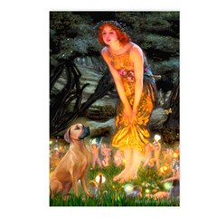Mideve / Rho Ridgeback Postcards (Package of 8)