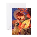 Angel / Rho Ridgeback Greeting Card