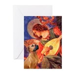 Angel / Rho Ridgeback Greeting Cards (Pk of 20)