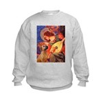 Angel / Rho Ridgeback Kids Sweatshirt
