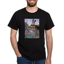 Black Oystercatchers T-Shirt