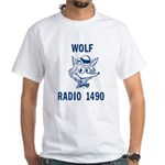 WOLF Syracuse 1961 - White T-Shirt