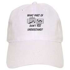 What Part Of Musical Notation Cap