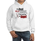 Angel 1 DAD Lung Cancer Jumper Hoody
