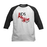 Butterfly 3 AIDS AWARENESS Tee