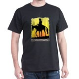 Real Men Ride Mules T-Shirt