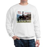 Real Women Ride Mules Sweatshirt