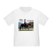 Real Women Ride Mules T