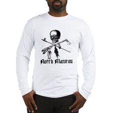North Manitou Pirate Long Sleeve T-Shirt