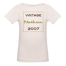 Vintage - Nathan - Custom Tee