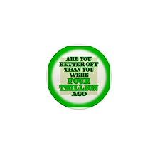 Four Trillion Mini Button (10 pack)