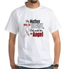 Angel 1 MOTHER Lung Cancer Shirt