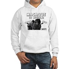 Macaque is Bigger! Hoodie