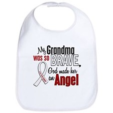 Angel 1 GRANDMA Lung Cancer Bib