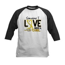 Needs A Cure 2 CHILD CANCER Tee