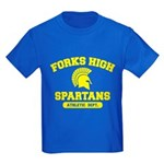 Fork High Kids Dark T-Shirt