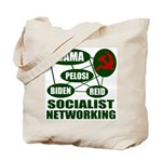 Socialist Networking Tote Bag
