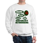 Socialist Networking Sweatshirt