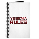 yesenia rules Journal