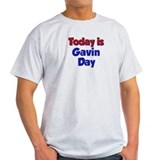 Today Is Gavin Day T-Shirt