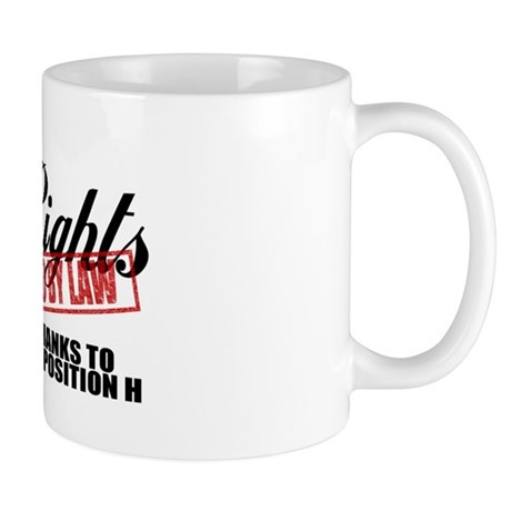 Bill of Rights (San Francisco Mug