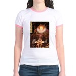 Queen / R Ridgeback Jr. Ringer T-Shirt