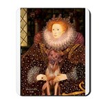 Queen / R Ridgeback Mousepad