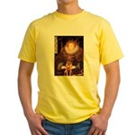Queen / R Ridgeback Yellow T-Shirt